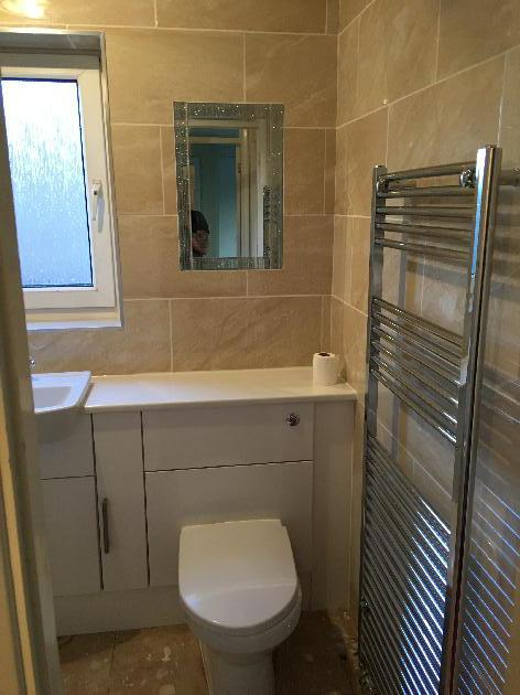 Bathroom installation | Odell & Son Plumbing & Heating | Bedford