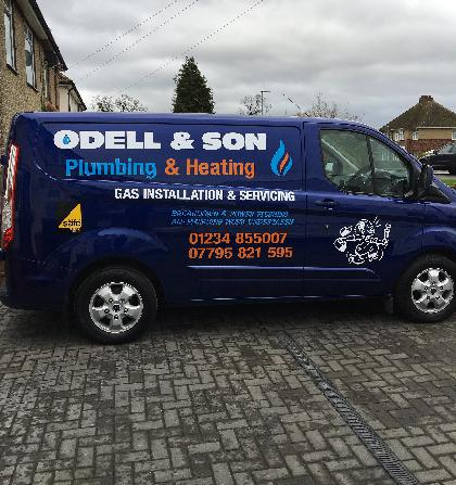 Odell & Son Plumbing & Heating | Bedford