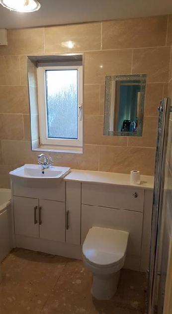 New bathroom | Odell & Son Plumbing & Heating | Bedford