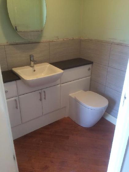 Bathroom refurbishment | Odell & Son Plumbing & Heating | Bedford